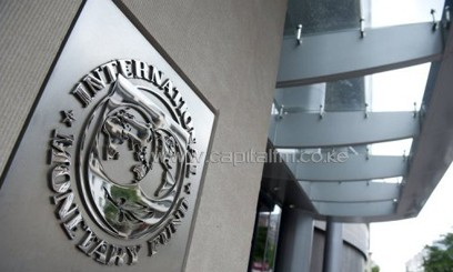 The International Monetary Fund building/FILE