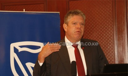 CfC Stanbic Bank's CEO Greg Brackenridge said that this year's performance is testament to the value derived from having a full service bank/file