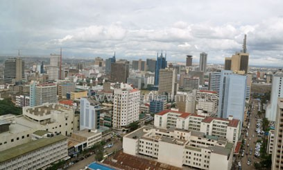 The Central Business District of Nairobi is no longer the preferred location. Photo/AFP