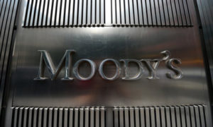 Moody's upgrades outlook for German banks to stable/AFP