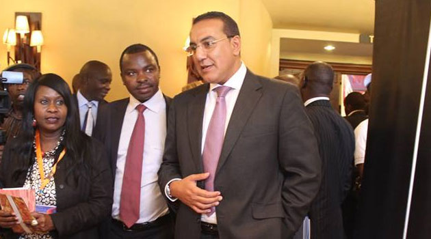 Mining Cabinet Secretary Najib Balala said that Sh100 million had been invested in the construction of the new facility/FILE