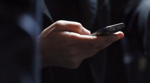 Texts were sent to 39,100 people between September 2012 and June 2013/AFP