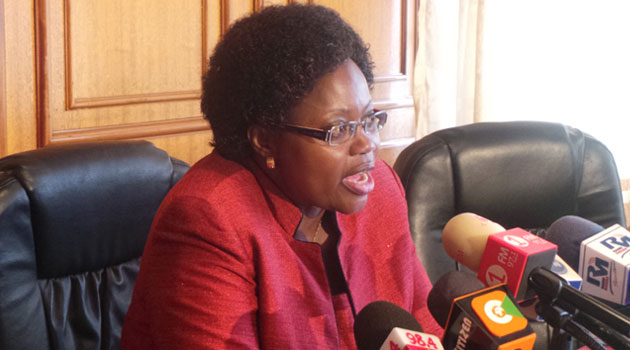 Agnes Odhiambo however explained that the counties that have not received the funds are yet to deliver their revised budgets after initially presenting budgets that were unrealistic/JEMIMAH WANGUI