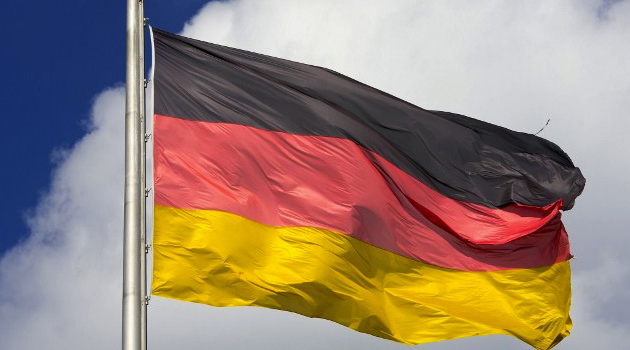 The flag of the Federal Republic of Germany/AFP
