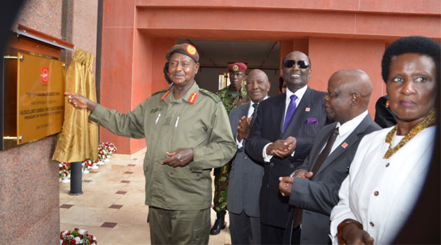 , Ugandan President Yoweri Kaguta Museveni welcomed investors into the country while calling on insurance companies to invest in manufacturing to create employment as well as increasing insurance penetration from the current 0.66percent/FILE