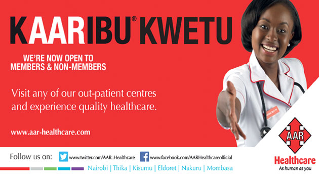 The firm has been expanding its presence in the Kenyan market by opening Out- patient centres in major towns in the country.