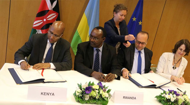 Kenya is aiming to conclude an agreement that will help her continue favourable trade deals with EU and at the same time with EAC without restrictions/CFM NEWS