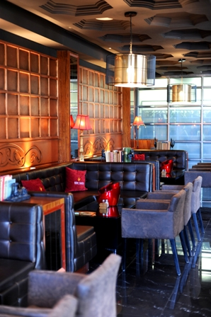 Metro Restaurant in Sandton, South Africa photographed by Susan Wong Oct 22 2011 5
