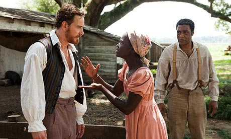 12 years a slave fassbender