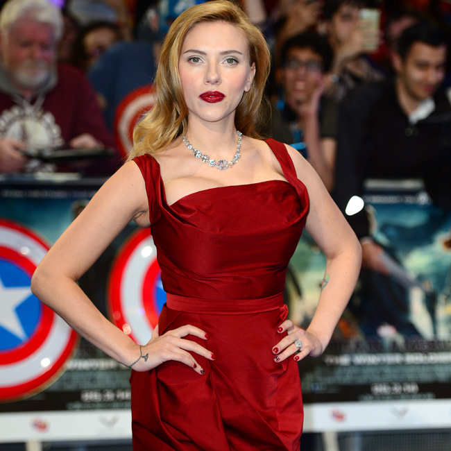 The UK premiere of 'Captain America: The Winter Soldier'