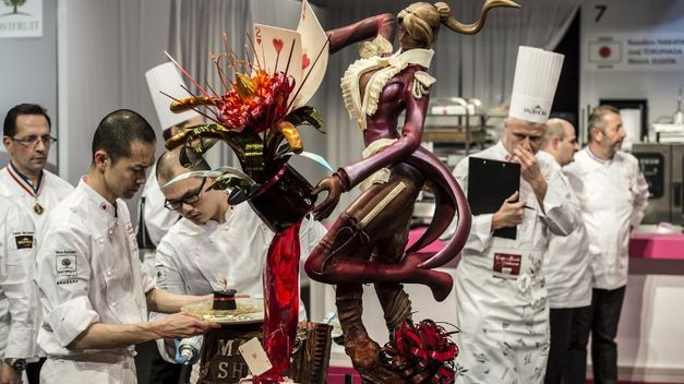 World Pastry Cup 2015 2