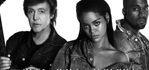rihanna kanye paul mccartney