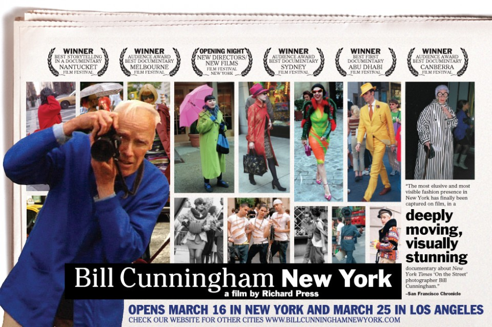 Iconic Movies - Bill Cunningham New York
