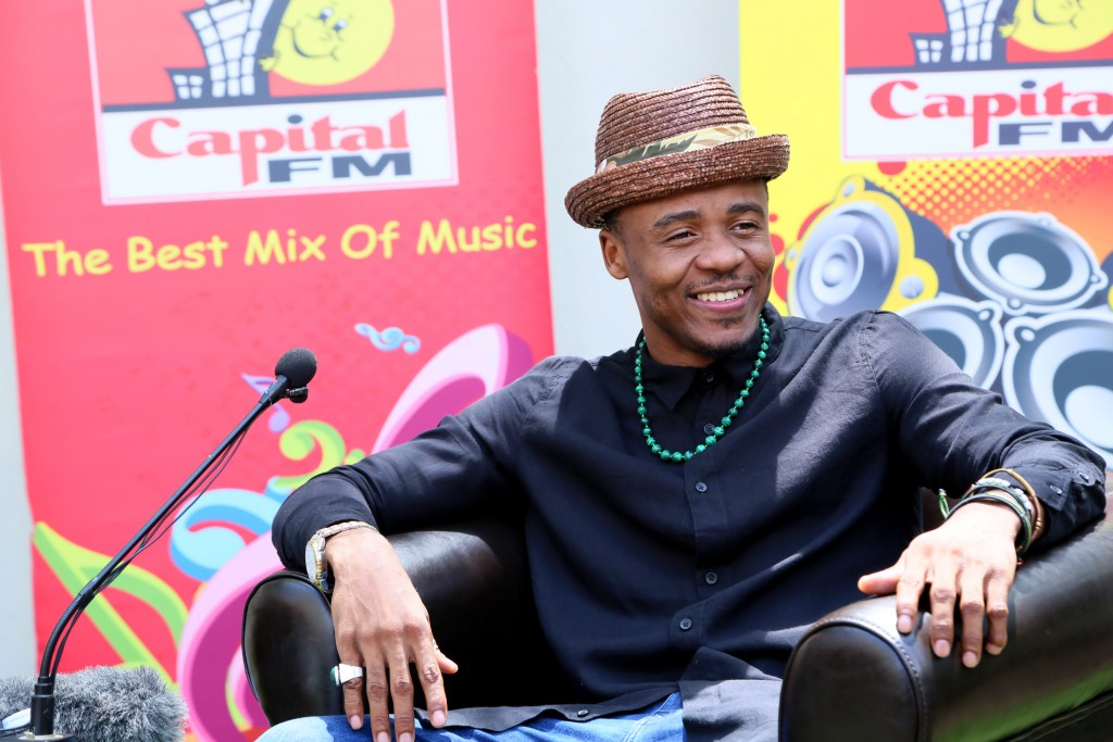 KOROGA FESTIVAL - PRESS CON - ALIKIBA - NAIROBI - NOV 2015 -5