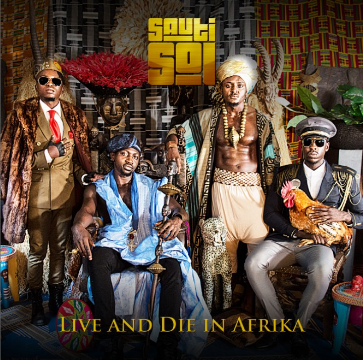 Live and Die in Afrika - Sauti Sol