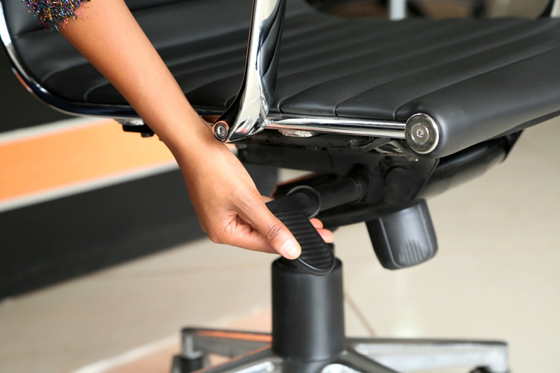 Office chair tips - adjustability