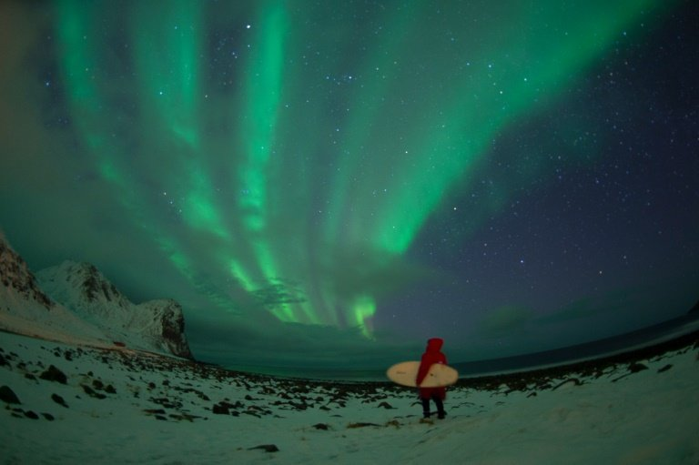 travel afp-arctic-circle-proves-a-unlikely-surfing-hotspot