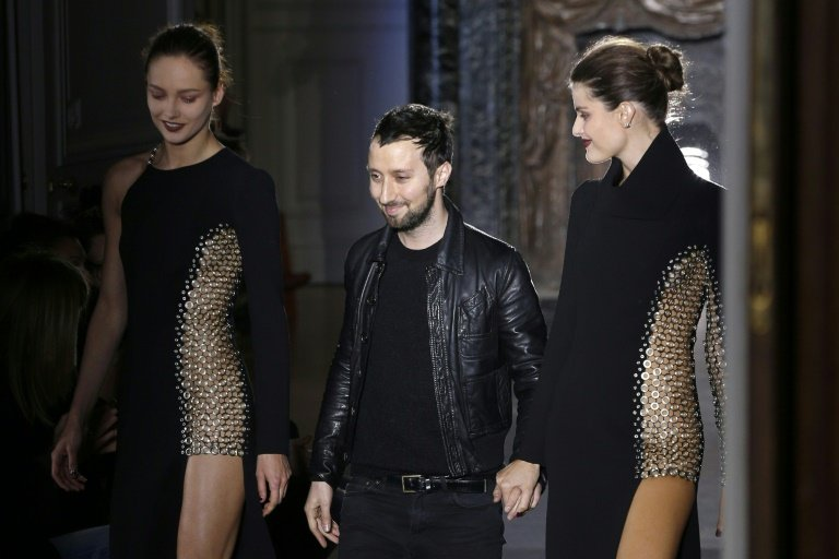 afp-anthony-vaccarello-named-creative-director-of-yves-saint-laurent-owner