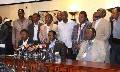 The advocates say it is a good sign that preliminary statements from various observers indicate the election was conducted credibly and in an environment free of intimidation/FILE
