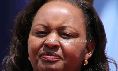 Ann Waiguru is the nominee Cabinet Secretary for Devolution and Planning. Photo/PPS