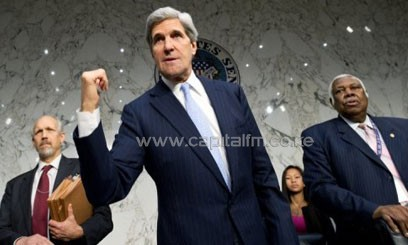 US Secretary of State John Kerry/FILE
