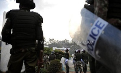 Three foreigners facing terrorism charges at home have been charged with illegally entering Kenya and  were arrested Tuesday in the town of Malindi/AFP