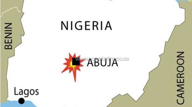 Boko Haram Islamists opened fire on security operatives in Abuja/AFP