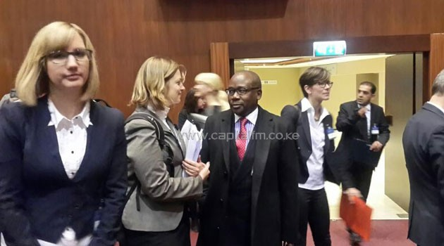 The Kenyan team, at the Assembly of States Parties in The Hague, which includes Attorney General Githu Muigai, are seeking the support of at least 20 African states to oppose the application of Rule 68 which is likely to be amended by the assembly on Wednesday at plenary/FILE