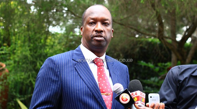Media Owners Association Chairman Kiprono Kittony says the industry's main objection to the Bill is the proposed complaints commission which should instead be included in the Media Council Bill/FELIX MAGARA