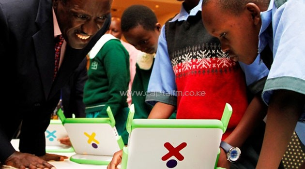 Education Cabinet Secretary Jacob Kaimenyi said this was the lowest bidder compared to Haier Electrical Appliances Corporation Limited and Hewlett-Packard, HP who were also shortlisted/XINHUA FILE