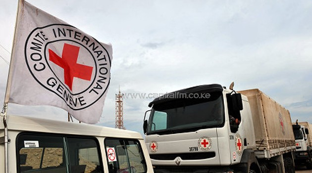 """We have received an official letter from the HAC (Humanitarian Aid Commission) informing us to suspend our activities with effect from today,"" ICRC said/FILE"