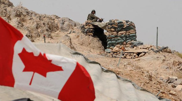Stark took his own life in 2011 after returning to Canada following a seven-month deployment to Afghanistan/AFP