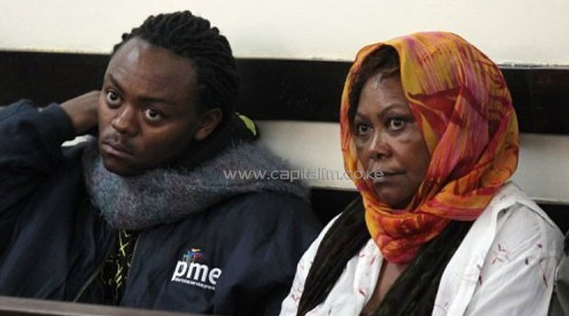 Deputy Director of Public Prosecutions Kioko Kamula told a Nairobi court that the evidence in the file against the two had been compromised/AFP FILE