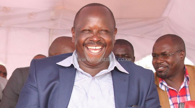 The decision to retain the Bomet leader was unanimous with the 44 Governors present agreeing that he should retain the post/FILE