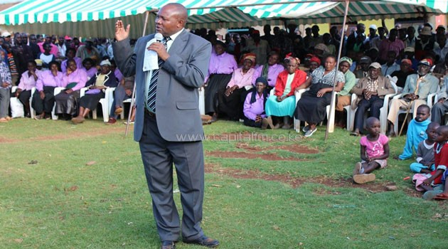 Chepkwony was ousted from office by Members of the County Assembly (MCAs) in Kericho for alleged abuse of office and flouting procurement rules. Photo/ COURTESY