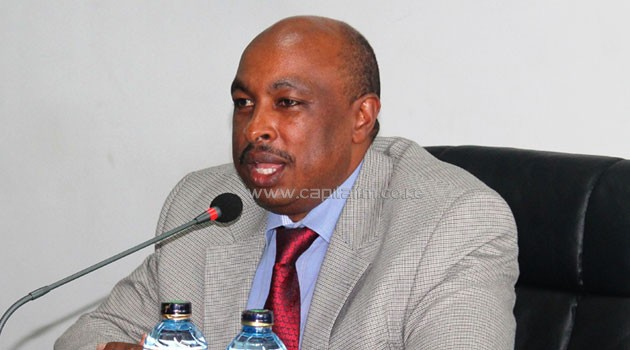 The nine include former police spokesman Erick Kiraithe who is currently seconded to the Kenya Airports Authority as the Security Manager/FILE