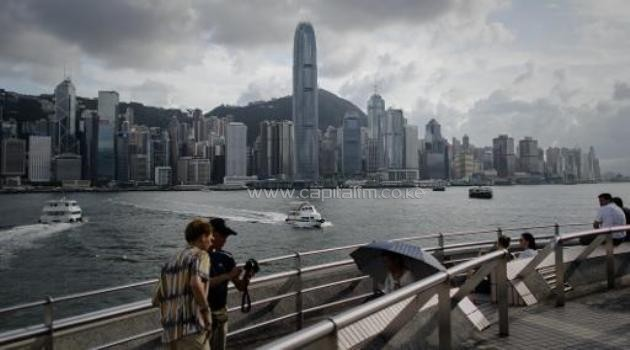 Accidents raise safety questions on Hong Kong waters/AFP