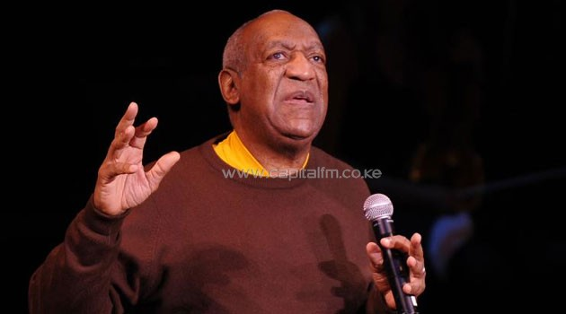 "Netflix said it was postponing the launch of a new stand-up comedy special, to be called ""Bill Cosby 77,"" which was supposed to be a birthday celebration for Cosby, pictured onstage in October, 2010/AFP"