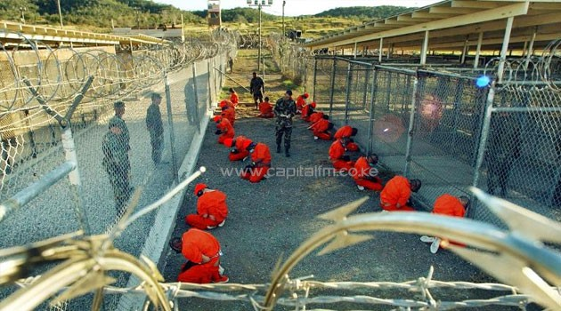 Al-Qaeda and Taliban detainees captured in Afghanistan after the 2001 terror attacks were transferred to the US Naval Base at Guantanamo Bay, Cuba/AFP