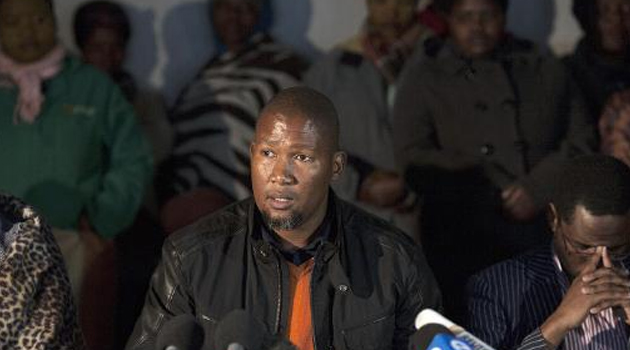 The magistrate found Mandla Mandela guilty of assault with grievous bodily harm, and acquitted him on a charge of pointing a firearm. Photo/ AFP FILE