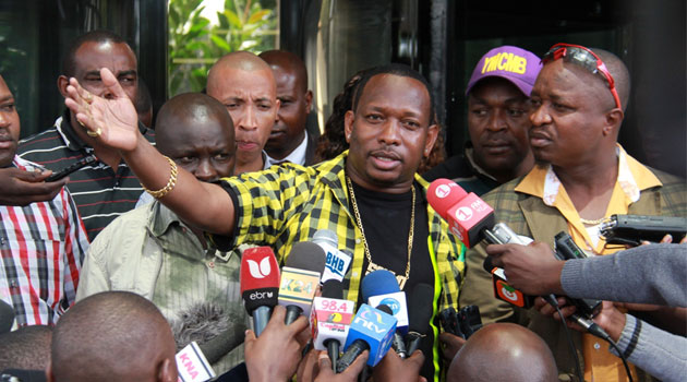 The commission has asked the Director of Public Prosecutions  to hand over Sonko's file to the Senate to undertake disciplinary action/FILE