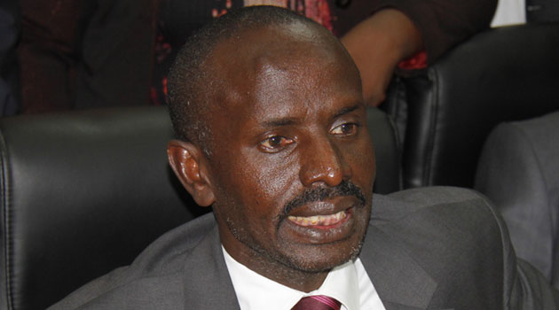 KNUT Secretary General Wilson Sossion indicates that the security situation in the region is not conducive and thus the tutors should be given a chance to choose where they want to work. Photo/ FILE