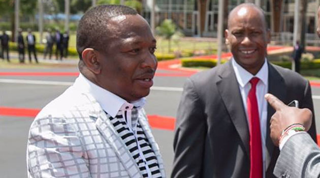 Sonko had initially given Kidero seven days to apologise over statements he made at a public gathering last month where he allegedly accused him of being a drug dealer/FILE