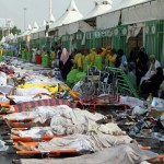 Saudi under fire after hajj stampede kills more than 700