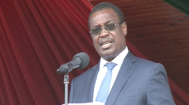 Kidero however insists the adoption of the JamboPay system has increased revenue collection by 14 percent/FILE