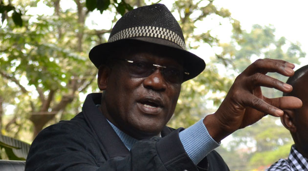 Muthama will be charged alongside activist Japheth Muriira Muroko over utterances made during a Coalition for Reforms and Democracy (CORD) rally held at Uhuru Park two weeks ago/FILE