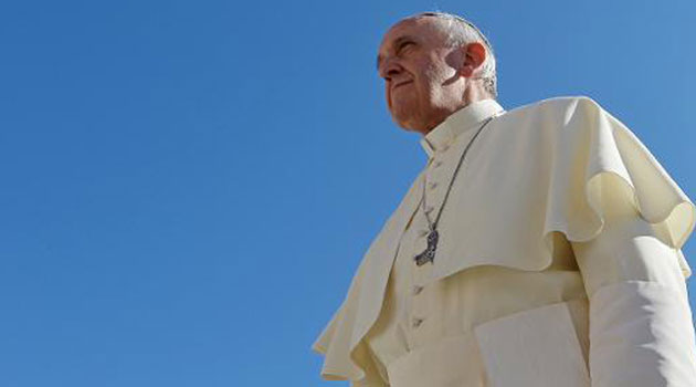 The Pope will be in Kenya for three days before making his way to Uganda.