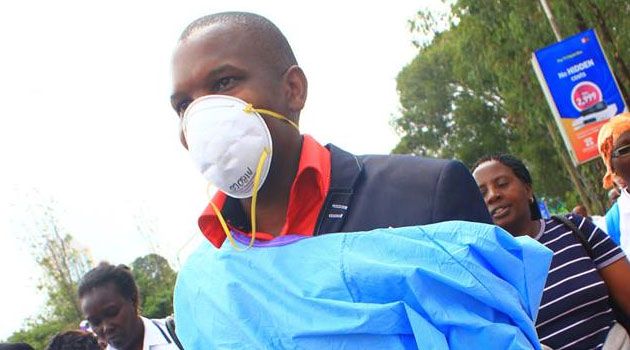 MP wants counties to set aside 10pc for health services/FILE
