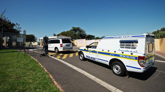 South African police/FILE