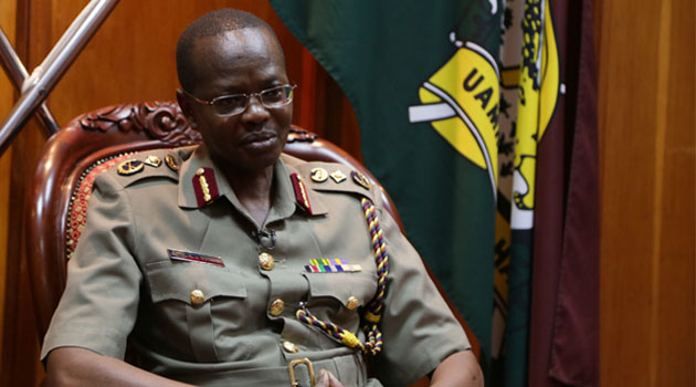 Boinnet says his attention was drawn by an newspaper advertisement put up by a resident who claims that officers at the Kisii Central Police station have been frustrating the investigation on the case involving a 12-year-old girl/FILE